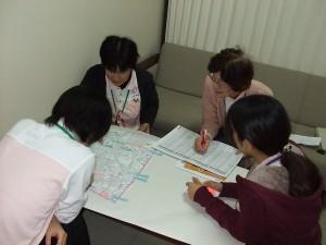 地域マップ作成中2
