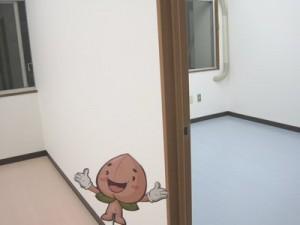 相談室が2部屋できました