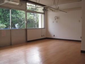 松風園の1階のお部屋です