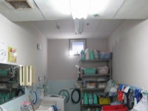 現在つぶれている蛍光灯のお部屋を照らしてみました
