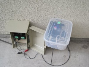 バッテリー充電システム