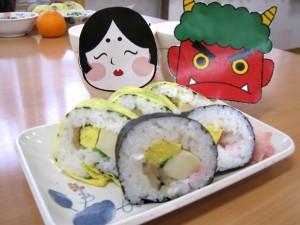 巻寿司です