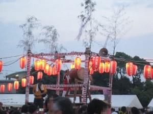 稲野小ふれあい夏祭りです
