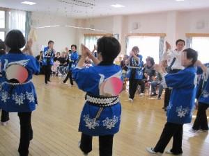 今年も新しい民謡をご披露いただき幅の広さを実感 民踊協会の皆様
