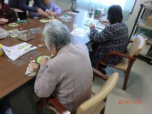 手芸教室0127