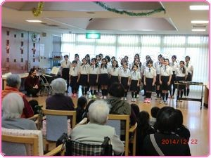 天神川小学校 合唱