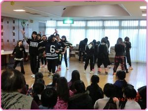 天神川小学校 ダンス