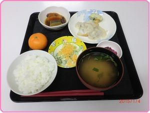 昼ご飯0104