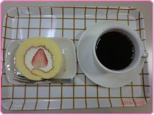 おやつスタッフ喫茶
