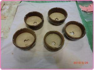 2月植木鉢