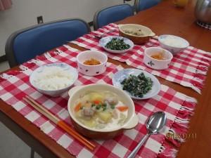 昼食づくり151111-1