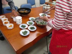 昼食づくり151111-2