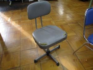 旧作業椅子160204