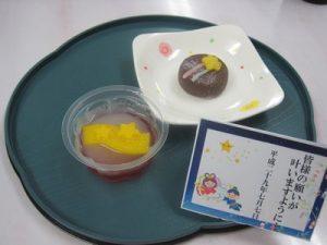 七夕デザート