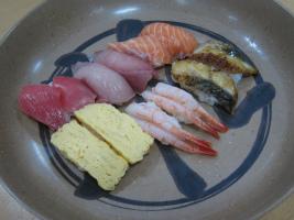 本日の寿司ネタ