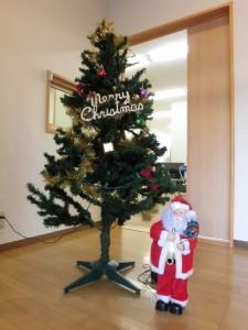 サポートテラス昆陽東クリスマスツリー