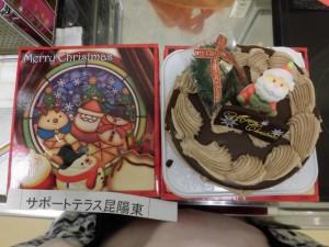 サポートテラス昆陽東クリスマス